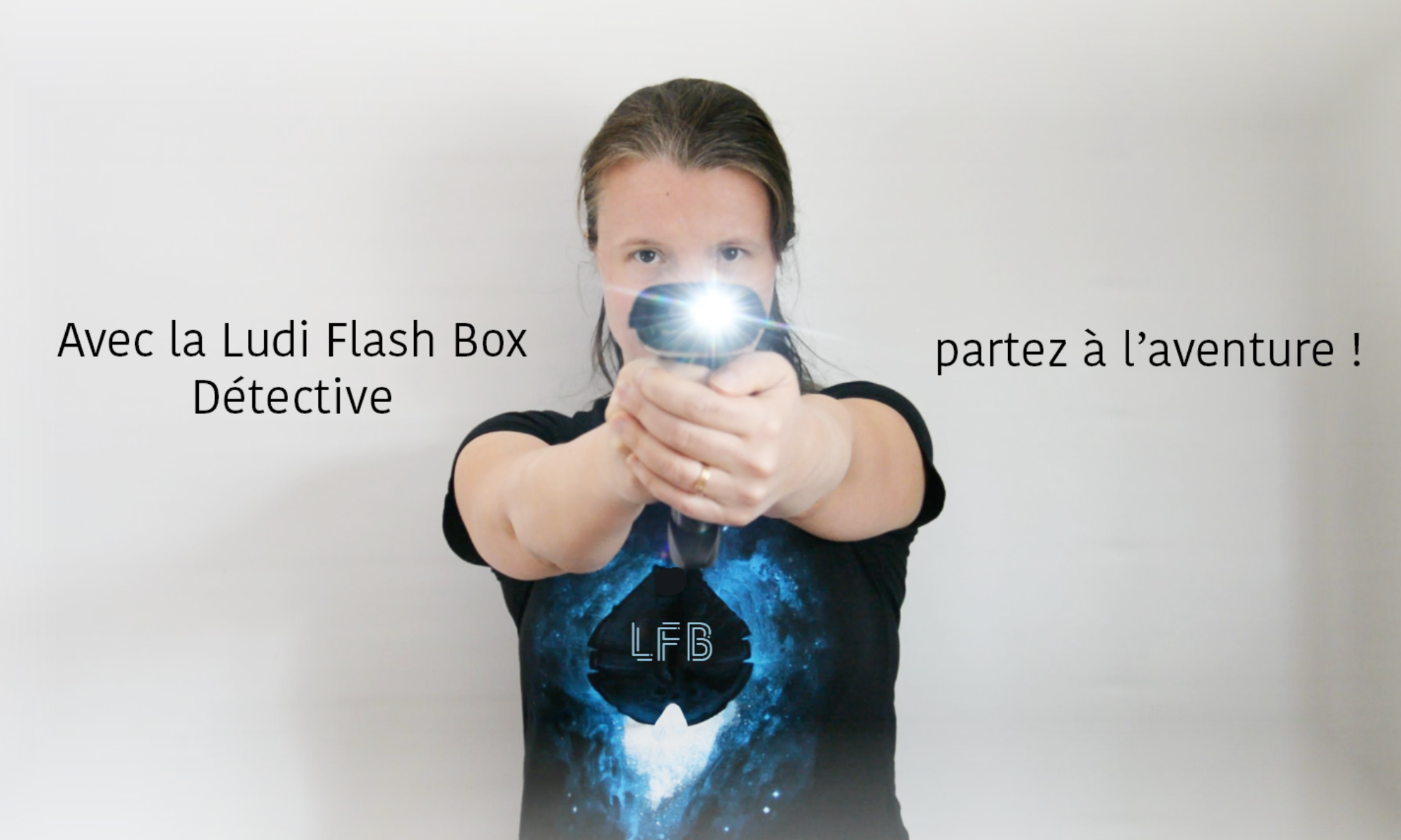Ludi flash box